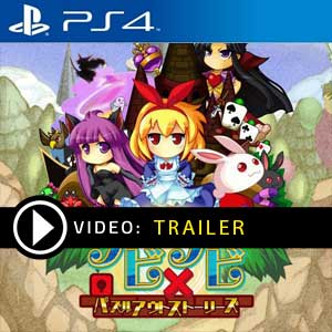 Rabbit x Labyrinth Puzzle Out Stories PS4 Prices Digital or Box Edition