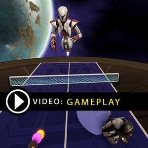 Racket Fury Table Tennis Gameplay Video
