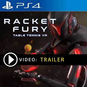 Racket Fury Table Tennis PS4 Prices Digital or Box Edition
