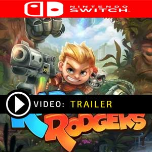 Rad Rodgers Nintendo Switch Prices Digital or Box Edition