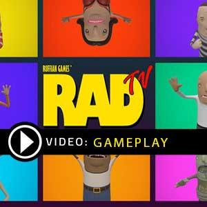 RADtv Video Gameplay