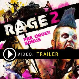 Buy Rage 2 Pre Order Bonus DLC CD Key Compare Prices