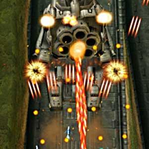 Raiden 3 - Artillery