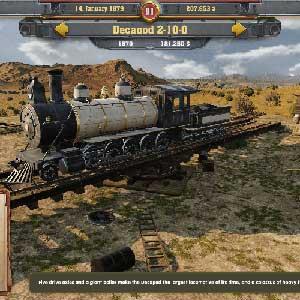 40 different trains