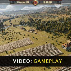 Railway Empire Complete Collection Gameplay Video