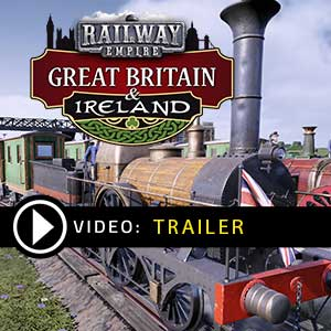 Buy Railway Empire Great Britain & Ireland CD Key Compare Prices