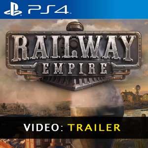 Railway Empire Video Trailer