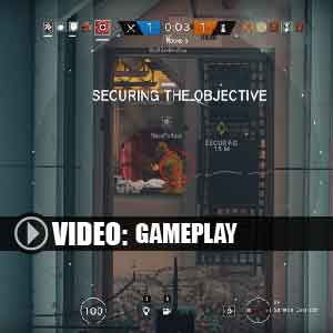 Rainbow Six Siege Gameplay Video