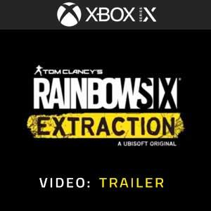 Rainbow Six Extraction Xbox Series X Video Trailer