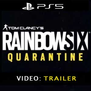 Rainbow Six Quarantine PS5 Prices Digital or Box Edition