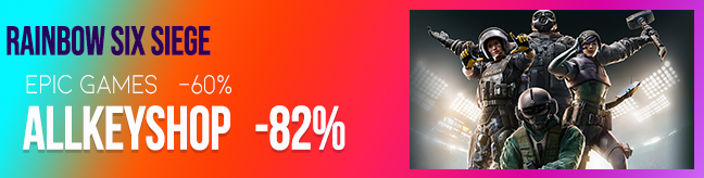 Rainbow Six Siege CD Key Compare Prices