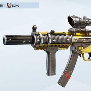 Powerful ssg rifle