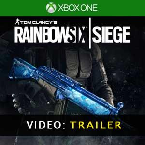 Rainbow Six Siege Cobalt Weapon Skin