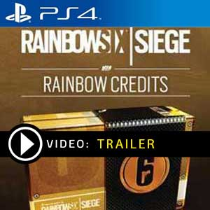 Buy Rainbow Six Siege Credits Pack PS4 Compare Prices