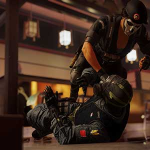 Rainbow Six Siege Attack