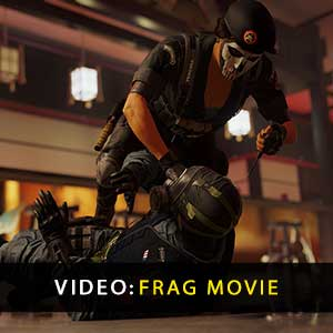 Rainbow Six Siege Frag Movie