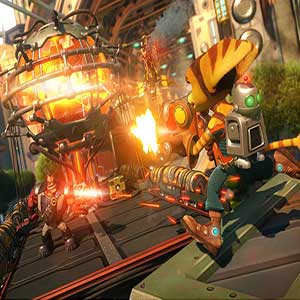 Ratchet and Clank PS4 Snaggbeast