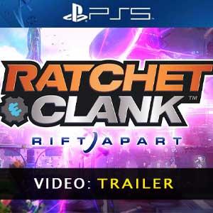 Ratchet & Clank Rift Apart PS5 Video Trailer