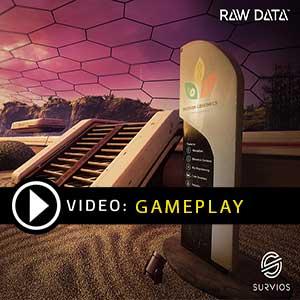 Raw Data Gameplay Video