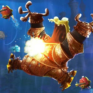 Rayman Legends PS4 Boss