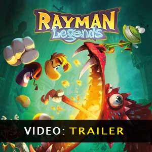 Rayman Legends Video Trailer