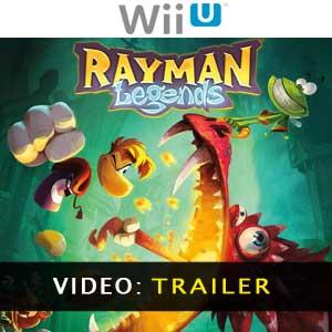 Rayman Legends Nintendo WiiU Video Trailer
