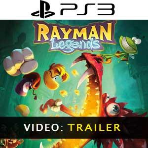 Rayman Legends PS3 Video Trailer