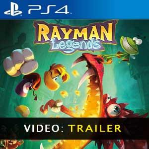 Rayman Legends PS4 Video Trailer