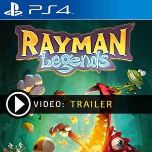 Rayman Legends PS4 Prices Digital or Physical Edition