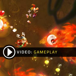 Rayman Legends PS4 Gameplay Video