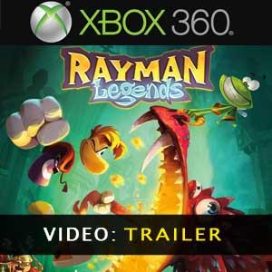 Rayman Legends XBox 360 Video Trailer