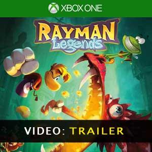 Rayman Legends XBox One Video Trailer