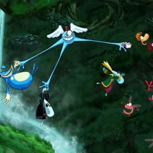 Rayman Origins - Jungle Challenge