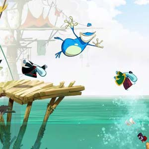 Rayman Origins - Sea Dive