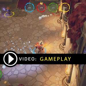 ReadySet Heroes Gameplay Video