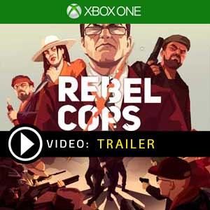 Rebel Cops Xbox One Prices Digital or Box Edition