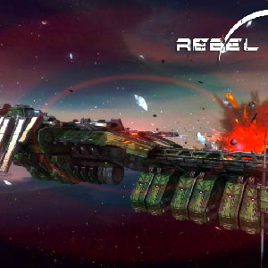 Rebel Galaxy Gameplay Image