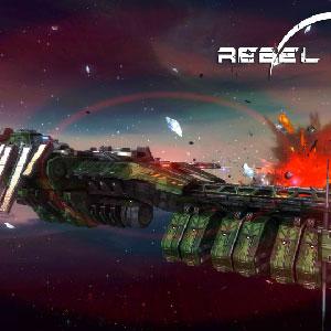 Rebel Galaxy Gameplay Image