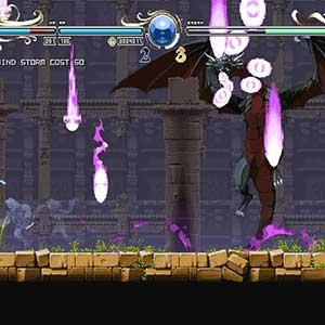 Record of Lodoss War Deedlit in Wonder Labyrinth Boss Battle
