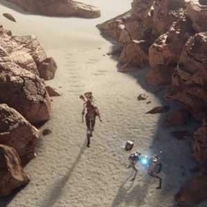 Recore Xbox One Desert