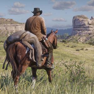 Red Dead Redemption 2 Deer Hunting