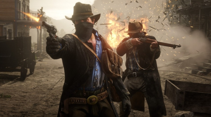 Buy Red Dead Redemption 2 CD Key