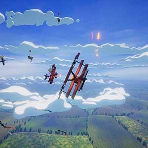 historical warplanes