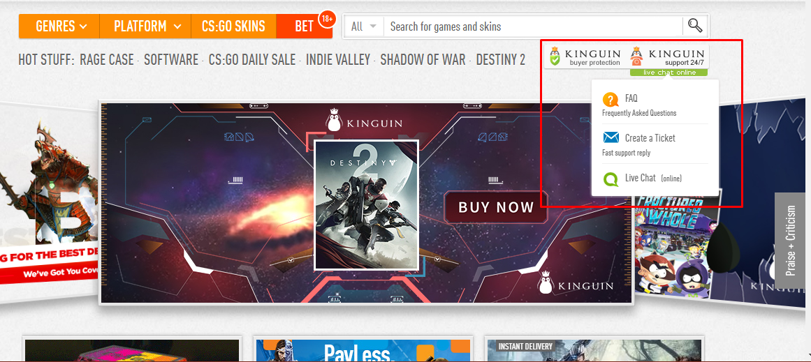 How to get a Refund on your Game/CD key purchase  - AllKeyShop com