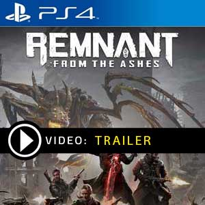 Remnant From the Ashes PS4 Digital Or Box Edition