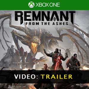 Remnant From The Ashes XBox One Video Trailer