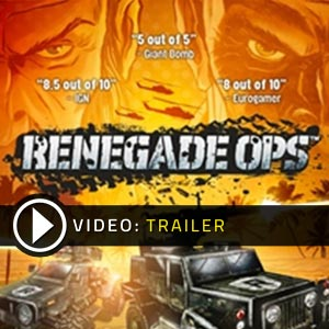 Buy Renegade Ops CD Key Compare Prices