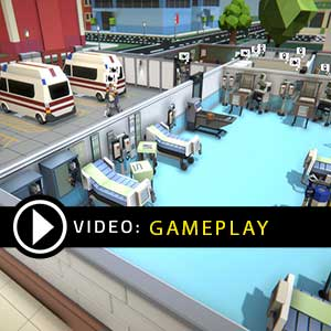 Rescue HQ The Tycoon Gameplay Video