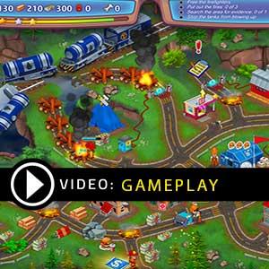 Rescue Team Evil Genius Gameplay Video