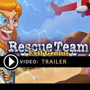 Rescue Team Evil Genius